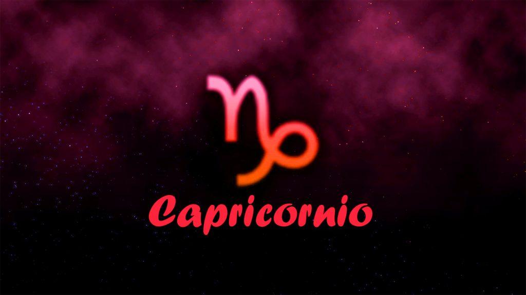 Horoscopo de Capricornio hoy