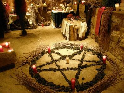 ¿Conoce el circulo mágico de protección?