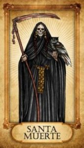 ¿Quien es la Santa muerte?