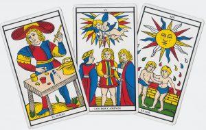 Tarot del amor y su poder