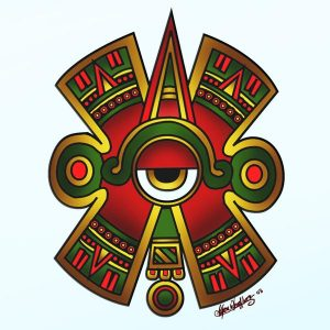 Símbolos Aztecas: Ollin