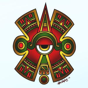 Símbolos Aztecas Ollin
