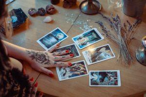 Las tiradas de cartas más populares del Tarot